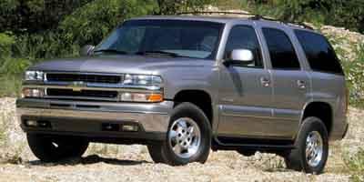 2004 Chevrolet Tahoe LT, 13081A, Photo 1