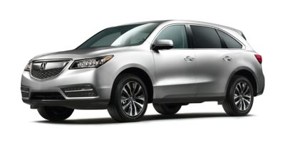 2015 Acura MDX Tech Pkg, 31690, Photo 1