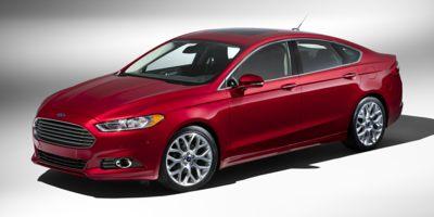 2016 Ford Fusion SE, 32881, Photo 1