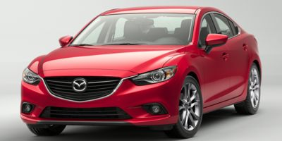 2015 Mazda Mazda6 i Touring, M4367A, Photo 1