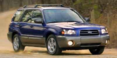 2003 Subaru Forester , 28888B, Photo 1