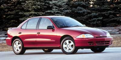 2000 Chevrolet Cavalier 4dr Sdn, 25757A, Photo 1