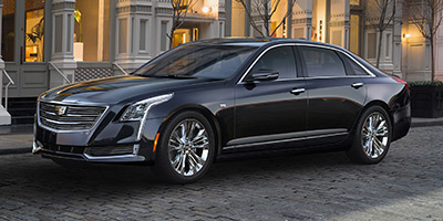 2017 Cadillac CT6 Premium Luxury AWD, 13280, Photo 1