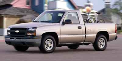 2004 Chevrolet Silverado 1500 Work Truck, 4Z130770, Photo 1