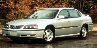 2000 Chevrolet Impala 4dr Sdn, 23930A, Photo 1
