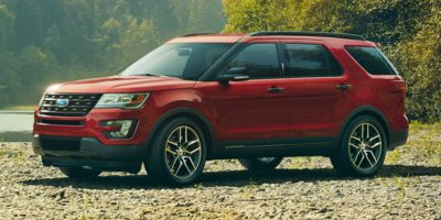 2017 Ford Explorer XLT, 31813, Photo 1