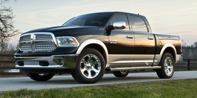 "2017 Ram 1500 Express 4x2 Crew Cab 5'7"" Box, DR72962, Photo 1"
