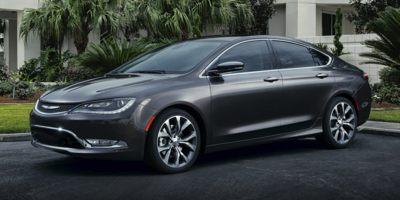 2017 Chrysler 200 Limited Platinum FWD, SA78826, Photo 1