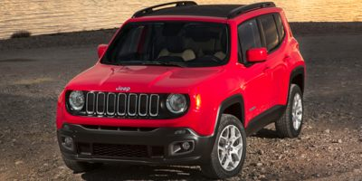 2017 Jeep Renegade Limited FWD, SN74766, Photo 1