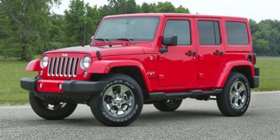 2017 Jeep Wrangler Unlimited Sport 4x4, SW72263, Photo 1