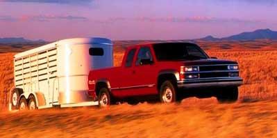 """2000 Chevrolet C/K 2500 HD Reg Cab 131.5"""" WB 4WD C6P, 29762B, Photo 1"""