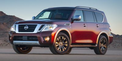 2018 Nissan Armada 4x4 Platinum, 58227, Photo 1
