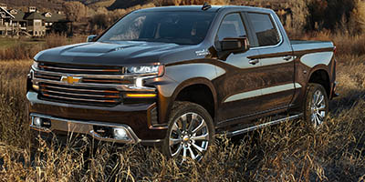 2020 Chevrolet Silverado 1500 LT, 4290466, Photo 1