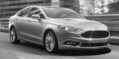 2019 Ford Fusion Hybrid Titanium, GG066, Photo 1
