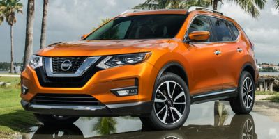 2019 Nissan Rogue AWD SV, 58480, Photo 1