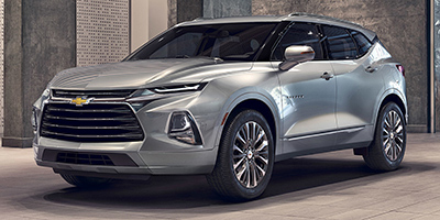 2021 Chevrolet Blazer LT, 4270017, Photo 1