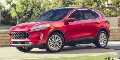 2020 Ford Escape SE, LUB48109, Photo 1
