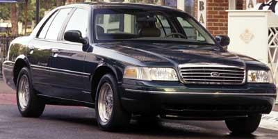 2000 Ford Crown Victoria 4dr Sdn, 29807A, Photo 1