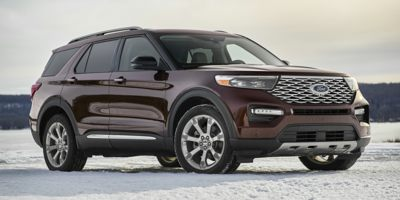 2021 Ford Explorer Limited, MGC16595, Photo 1