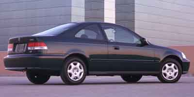 2000 Honda Civic EX, 28890B, Photo 1