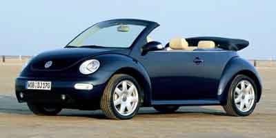 2003 Volkswagen New Beetle Convertible GLS, 32079A, Photo 1