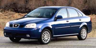 2004 Suzuki Forenza S, 25555A, Photo 1