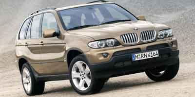 2004 BMW X5 4.4i, P2493, Photo 1