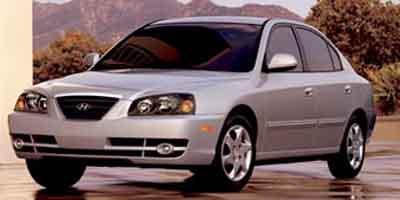 2004 Hyundai Elantra , 4U838520, Photo 1