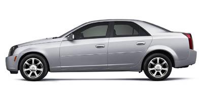 2005 Cadillac CTS 4dr Sdn 3.6L, 16649A, Photo 1