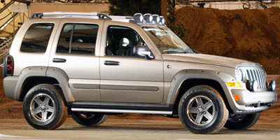 2005 Jeep Liberty 4dr Renegade 4WD, 78072N, Photo 1