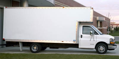 2006 Chevrolet Express Commercial Cutaway , T9597A, Photo 1