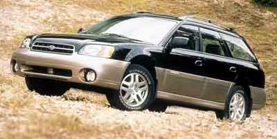 2000 Subaru Legacy Wagon , M977A, Photo 1