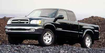 2000 Toyota Tundra SR5, 12448A, Photo 1