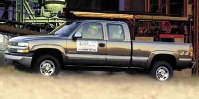 2001 Chevrolet Silverado 2500 , 29748A, Photo 1