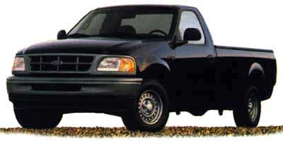 1997 Ford F-150 , 29417A, Photo 1
