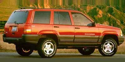 1997 Jeep Grand Cherokee , GR0928A, Photo 1