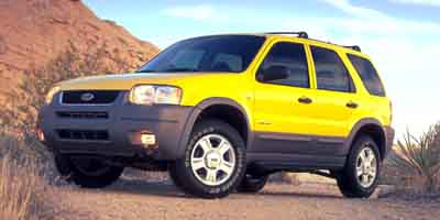 2001 Ford Escape XLT, 25687A, Photo 1