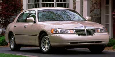 1998 Lincoln Town Car Cartier, 12591A, Photo 1