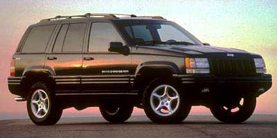 1998 Jeep Grand Cherokee Limited, 31224A, Photo 1