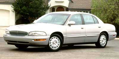 1999 Buick Park Avenue 4dr Sdn, 26911X, Photo 1