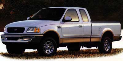 1999 Ford F-150 , 31767B, Photo 1