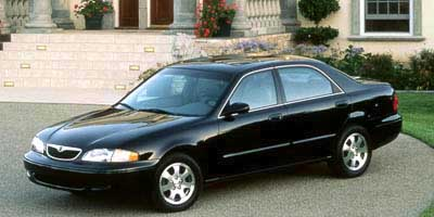 1999 Mazda 626 , 27743B, Photo 1