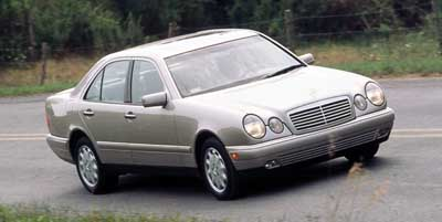 1999 Mercedes-Benz E-Class 4dr Sdn 3.2L, 23977C, Photo 1