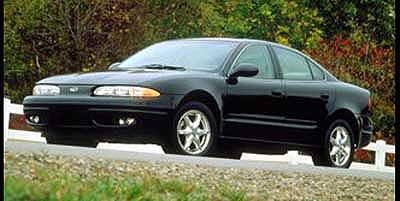 1999 Oldsmobile Alero GL, 31514C, Photo 1