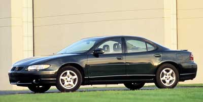1999 Pontiac Grand Prix GT, 31394A, Photo 1