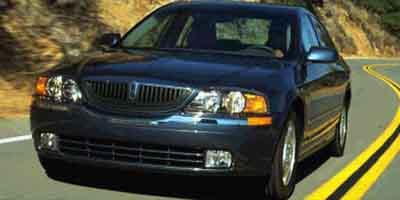 2001 Lincoln LS , 30148B, Photo 1