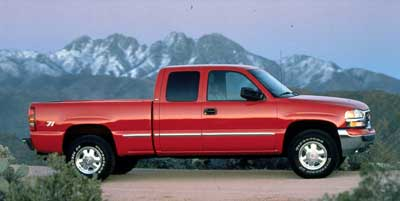 1999 GMC New Sierra 1500 SLE, 29189A, Photo 1