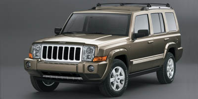 2006 Jeep Commander Limited, P2508, Photo 1