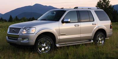 """2006 Ford Explorer 4-door 114"""" WB 4.0L XLT 4WD, 62536A, Photo 1"""