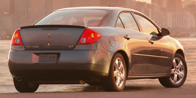 2006 Pontiac G6 GT, 16234A, Photo 1